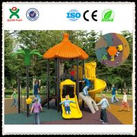 China Supplier Used Outdoor Playground Equipment for Sale QX-006A Manufactures