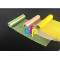 Non Metallic Plain Color Stamping Foil Paper , Pigment Pearlized BOPP Film Manufactures