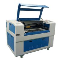 CO2 Laser Engraving Cutting Machine For Leather Laser Engraving Machine Manufactures