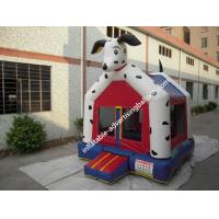 PVC Inflatable Castle Bouncer Custom For Outdoor / Kids Manufactures