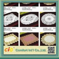 High Quality China Wholesale PVC Table Cloths in Rolls Manufactures