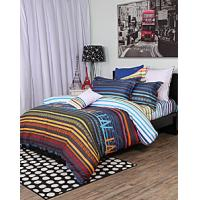 France Stylish Design  Advanced Printed  Sateen Bedding Sets , Combed  Cotton Manufactures