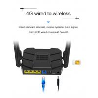 China Dual Band Hotspot 4g Lte Wireless Router / Sim Card Wifi Router IPQ4019 Chipset on sale