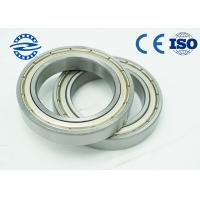 Durable Radial Deep Groove Ball Bearing 6220 / C3  100 × 180 × 34mm OEM Service Manufactures