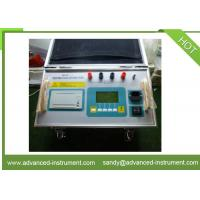 Electrical Transformer Winding Resistance DC Resistance Test Set 5A 10A 20A 40A Manufactures