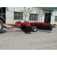 hydraulic trailed offset heavy-duty disc harrow Manufactures