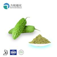 China Bitter Melon Plant Extract Powder With 4% Charantin Reducing Blood Sugar on sale