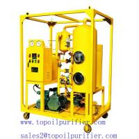 TYD Series Highly Vacuum Inundation Oil Purifier Manufactures