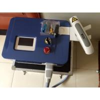 Buy cheap Color screen Q - Switch ND Yag Laser Tattoo Removal  All Color Tattoo Skin Type from wholesalers