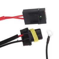 HID Conversion Kit Xenon Wires Wires Relay Wire Harness Adapter Cable Wiring H3 High / Low Manufactures