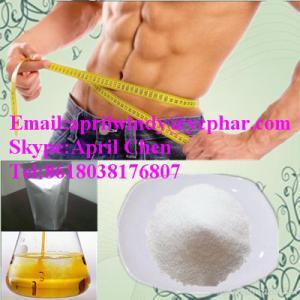 White Anabolic Steroid Powder Methenolone Enanthate Primobolan Depot CAS 303-42-4 Manufactures