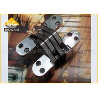 Interior Use Zinc Plated Concealed Door Hinges 180 Degree Gemel Manufactures
