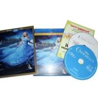 Home Entertainment Blu Ray DVD Box Sets English Subtitle For Movie Theater Manufactures