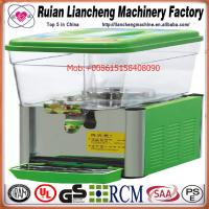 110/220V 50/60Hz spray or stirring European or American plug open top beverage cooler Manufactures