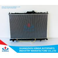 Auto Spare Parts Aluminum Automobile Radiator For Mitsubishi Glant ' 04-10 AT Manufactures