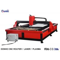 Industrial Hypertherm Plasma Cutting Machine With Leadshine Stepper Motor And Driver Manufactures