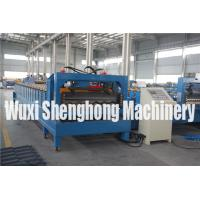 Roofing Sheet Roll Forming Machine , Metal Forming Equipment Manufactures