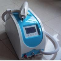 6HZ Q-Switch Nd Yag Laser Laser Tattoo Eyebrow Removal Machine For Beauty SPA Manufactures
