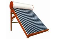 China CE Home Use Compact Non-Pressure Solar Water Heater on sale