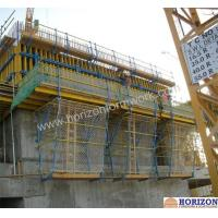 Crane - Dependent Climbing Formwork System For High Rise Core Wall Construction Manufactures