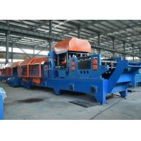 China Hydraulic Automatic Roll Forming Machine For CZ Interchange Steel Purlin on sale