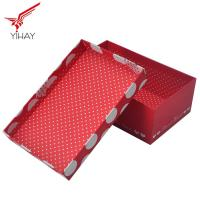 Flexo Full Color Printed Paper Gift Box Decorative Gift Boxes With Lids Manufactures