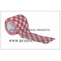 Cohesive Elastic Bandage Elastic Wrap For Joint And Dressing Fixation Manufactures