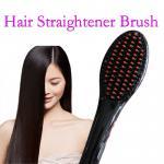 Hair Brush Styling Tools Hair Straightener Comb Hair Straightening Iron Comb  Hair Tools Straighten Hair Soft Iron Manufactures
