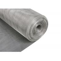 China Plain Weave Stainless Steel Bolting Cloth Strong Anti Please Ability No Deformable on sale