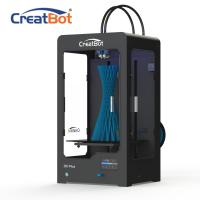Quality Automatic CreatBot Desktop 3d Printer High Precision 0.04 Mm Max Resolution F430 for sale