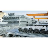 Hot Rolled Welding Galvanized Steel Pipe CLASS B , Carbon Steel Pipe Manufactures