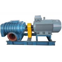 Pressure Filter For Blower : High pressure horizontal tri lobe roots blower for filter