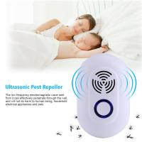 Quality Multi-function Ultrasonic Household Pest Control Electronic Rats Mosquito Repeller for sale