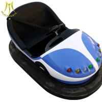 China Hansel hot selling indoor playground equipment electric ride on bumper cars on sale