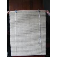 Quality Natural Jute Bamboo Office Commercial Window Blinds And Shades for sale