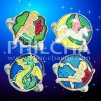 China Glow-in-dark Adjsutable Mood Rings, Customized Designs are Welcome on sale