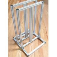 China aluminum extrusion radiator frame stand designed from YueFeng Technology Manufactures