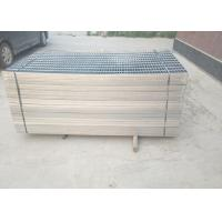 China Polished Stainless Steel Channel Drain Grates 1000mm*600mm Round Bar on sale
