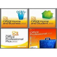 China Microsoft Office 2010 Product Key Card PKC For FPP Online active on sale