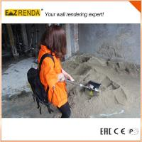 Quality 9.8KGS Foldable Electric Mortar Mixer For Road Repairing / Paving for sale