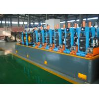 High Precision Tube Mill / Square And Round SS Tube Mill Machine Manufactures