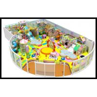 Kids Amusement Park Used Playground Indoor for Sale Indoor Soft Playground Manufactures
