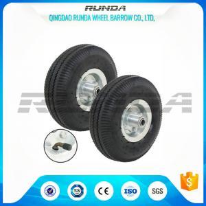 Quality Smart Balance Pneumatic Trolley WheelsPP Rim Diamond Pattern 20mm Inner Hole for sale
