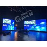 P5 LED Display (320*160mm panel 640*640mm aluminum cabinet) Indoor P5 Stage Rental Video Wall Manufactures