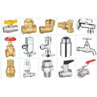 Custom Precision Lost Wax Brass Casting , Brass Sand Casting OEM ODM Manufactures