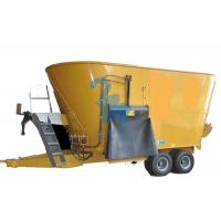 Heavy Duty Animal Feed Mixer Livestock Feed Manufacturing Machine 8250kgs Manufactures
