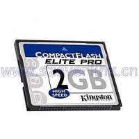 China Memory Card Kingston CompactFlash Elite PRO(High Speed) on sale