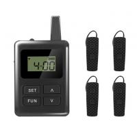 China E8 Mini Wireless Tour Guide System Art Audio Speakers Tour Guide Equipment on sale