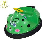 Hansel children amusement park coin operated electric bumper car for rental Manufactures