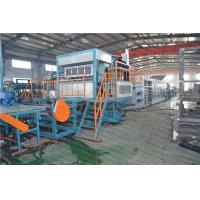 Corrugated Paper Egg Tray Manufacturing Machine 6 - Layers Dryer Drum Type Manufactures